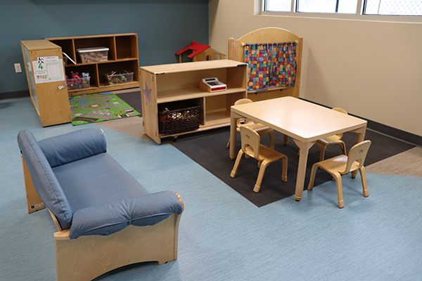 Classroom at the Neal Early Learning Center